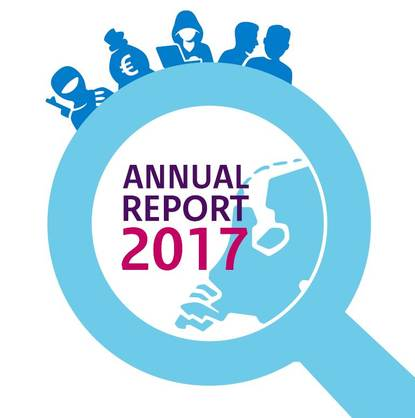 Frontpage Annual Report 2017
